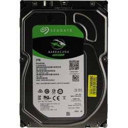 Жесткий диск HDD SATA-III 2,0Tb Seagate ST2000DM008 Barracuda 7200,256Mb