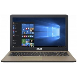 "Ноутбук Asus X540MA-GQ064 (15.6""/Intel Cel-N4000/4096/500/-/-/WiFi,Cam/Endless/Black)"