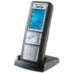 Радиотелефон Mitel 632d v2 DECT phone, IP65, color display TFT, Bluetooth, USB, charger included (repl. 80E00013AAA-A)