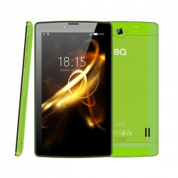 "Планшет BQ 7083G Light Green 3G/7""/1024*600/microSD/1Gb/8Gb/4*1ГГц/And7.0/GPS"