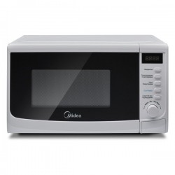 Микроволновая печь Midea AM820CWW-W White (800Вт,20л,электр-е упр.)