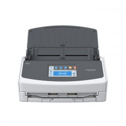 Fujitsu scanner ScanSnap iX1500 (CIS, A4, long document to 863 mm, 600 dpi, 30 ppm/60 ipm, ADF 50 sheets, Duplex, Wi-Fi, Windows+Mac, LCD touch screen, USB 3.1, 1 y warr).(replace PA03656-B301)