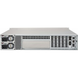 "Supermicro Storage JBOD Chassis 2U 826BE1C-R741JBOD Up to 12 x 3.5""/ Expander Backplane(4xminiSASHD SFF-8643)"