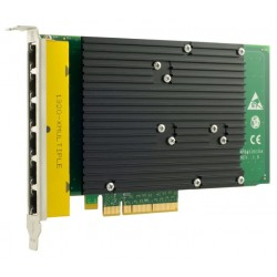 Silicom PE2G6I35-R Six Port Copper Gigabit Ethernet PCI Express Server Adapter X8, PCI Express Gen2, Based on Intel i350, standard height, short PCI