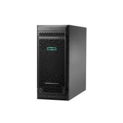 ProLiant ML110 Gen10 Silver 4210 HotPlug Tower(4.5U)/Xeon10C 2.2GHz(14MB)/1x16GbR1D_2933/P408i-pFBWC(2Gb/RAID 0/1/10/5/50/6/60)/noHDD(8/16up)SFF/noDVD/iLOstd/2NHPFan/2x1GbEth/1x800W(2up)