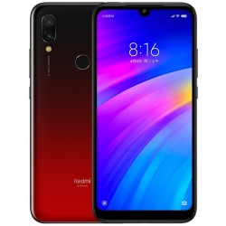 "Смартфон Xiaomi Redmi 7 3/32Gb Red 2sim/6.26""/1520*720/8*1.8ГГц/3Gb/32Gb/mSD/12Мп/Bt/WiFi/GPS/And9/4000mAh"