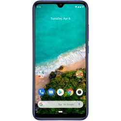 "Смартфон Xiaomi Mi A3 4/64GB Blue 2sim/6.09""/1560*720/8*2ГГц/4G/64G/mSD/48+8+2Мп/Bt/WiFi/GPS/And9/4030mAh"