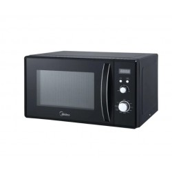 Микроволновая печь Midea AM823AM9-B Black (800Вт,23л,электр-е упр.)