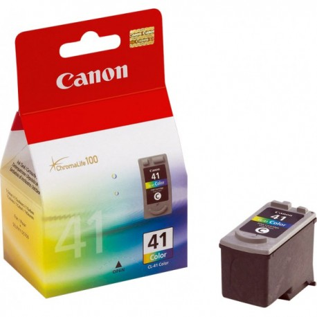 Картридж струйный CANON CL-41 для PIXMA MP450/PM170/PM150/iP6220D/iP6210D/iP2200 Color (0617B025)