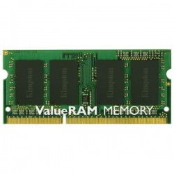 Модуль памяти SO-DDR3 8192Mb PC10660/1333MHz Kingston KVR1333D3S9/8G