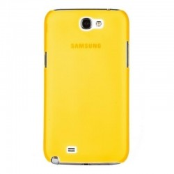 Накладка для Samsung G313H/Galaxy Ace 4 Skinbox 4People желтая (T-S-SSMG313H-002)